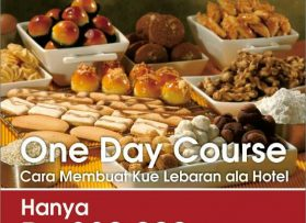 Baking One Day Course